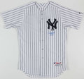 "Autographs:Jerseys, Derek Jeter ""ROY 96"" Signed Yankees Jersey.. ..."
