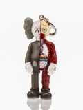 Fine Art - Sculpture, American:Contemporary (1950 to present), KAWS (American, b. 1974). Dissected Companion, keychain,2010. Painted cast vinyl. 2 x 1-1/2 x 1 inches (5.1 x 3.8 x 2.5...