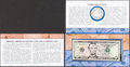 2012 American History Coin and Currency Set Including Fr. 1995-L $5 2009 Federal Reserve Note and a 2012-S American Eagl...