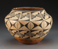 American Indian Art:Pottery, An Acoma Storage Jar. c. 1940...