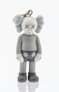 Fine Art - Sculpture, American:Contemporary (1950 to present), KAWS (American, b. 1974). Companion (Grey), keychain, 2009.Painted cast vinyl. 2 x 1 x 1/2 inches (5.1 x 2.5 x 1.3 cm)...