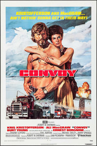 "Convoy & Others Lot (United Artists, 1978). One Sheets (4) (27"" X 41""). Action. ... (Total: 4 Items)"