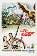 "Movie Posters:Fantasy, The 7th Voyage of Sinbad (Columbia, R-1975). One Sheet (27"" X 41"")Style B. Fantasy.. ..."