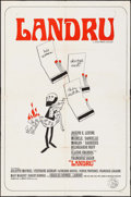 """Movie Posters:Foreign, Bluebeard (Embassy, 1963). One Sheet (27"""" X 41"""") Original Title: Landru. Foreign.. ..."""
