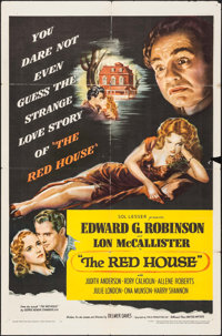 """The Red House (United Artists, 1947). One Sheet (27"""" X 41""""). Mystery"""