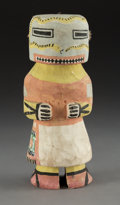 American Indian Art:Kachina Dolls, A Hopi Kachina Doll. ...