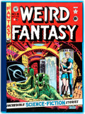 Books:Anthology, The Complete Weird Fantasy Slipcase Set (Russ Cochran,1980). ...