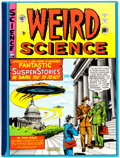 Books:Anthology, EC The Complete Weird Science Set (Russ Cochran, 1980)....