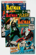 Silver Age (1956-1969):Superhero, The Brave and the Bold Group of 5 (DC, 1968-71) Condition: AverageVF/NM.... (Total: 5 Comic Books)