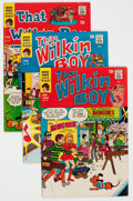 Bronze Age (1970-1979):Humor, That Wilkin Boy Group of 30 (Archie, 1969-78) Condition: AverageVG.... (Total: 30 Comic Books)
