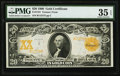 Large Size:Gold Certificates, Fr. 1181 $20 1906 Gold Certificate PMG Choice Very Fine 35...