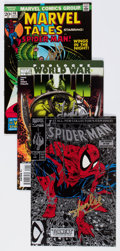 Modern Age (1980-Present):Miscellaneous, Marvel Stan Lee Signed Group of 4 (Marvel, 1970s-2000s).... (Total: 4 Items)