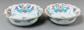 Asian:Chinese, A Pair of Japanese Kakiemon Dishes, late Edo Period. 1-3/4 incheshigh x 5-1/2 inches diameter (4.4 x 14.0 cm). ... (Total: 2 Items)