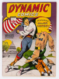 Golden Age (1938-1955):Adventure, Dynamic Comics #1 (Chesler, 1941) Condition: VG-....