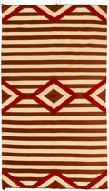 American Indian Art:Weavings, A Contemporary Navajo Rug . c. 1980...