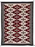 American Indian Art:Weavings, A Contemporary Navajo Regional Rug. c. 1965. ...