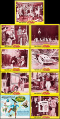 "Movie Posters:Comedy, Son of Flubber & Other Lot (Buena Vista, 1963). Very Fine.Lobby Card Set of 9 & Title Lobby Card & Lobby Cards (2)(11"" X 1... (Total: 12 Items)"