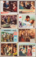 Movie Posters:Western, Badlands of Dakota & Other Lot (Universal, 1941). Overall: Fine/Very Fine. Lobby Cards (6) & Spanish Language Lobby Cards (2... (Total: 8 Items)
