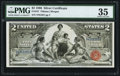 Large Size:Silver Certificates, Fr. 247 $2 1896 Silver Certificate PMG Choice Very Fine 35.. ...