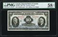 Canadian Currency, Toronto, ON- Imperial Bank of Canada $10 Nov. 1, 1934 Ch. #375-22-08.. ...
