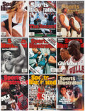 Miscellaneous Collectibles:General, 1998 Sports Illustrated Magazine Complete Run (64).. ...