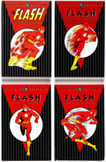 Books:Superhero, DC Archive Editions Flash Group of 6 (DC, 1990s) Condition: AverageNM-.... (Total: 6 Items)