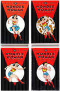 Books:Superhero, DC Archive Editions Wonder Woman Group of 8 (DC, 1990s) Condition:Average NM-.... (Total: 8 Comic Books)