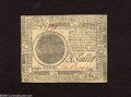 Colonial Notes:Continental Congress Issues, Continental Currency November 29, 1775 $7 Choice New.A lovelyexample of an early Continental that is well margined with cri...