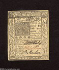 Colonial Notes:Delaware, Delaware January 1, 1776 20s Gem New.A wonderful example of aDelaware colonial that has three very bold signatures with equ...