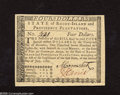 Colonial Notes:Rhode Island, Rhode Island July 2, 1780 $4 Superb Gem New.An utterly superb gemexample of this popular Rhode Island issue that has four a...