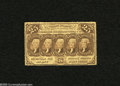Fractional Currency:First Issue, Fr. 1280 25c First Issue Fine. This is a scarce variety that has perforated edges and is without the ABC monogram. Fr. 1280s...