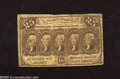 Fractional Currency:First Issue, Fr. 1281 25c First Issue Fine-Very Fine. A well margined and pleasing example of this circulated type....