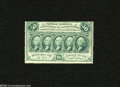 Fractional Currency:First Issue, Fr. 1310 50c First Issue Choice About New. This bright Fractional has a slight corner fold and some light handling....