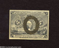 Fractional Currency:Second Issue, Fr. 1232 5c Second Issue Choice New. A wonderfully margined example of this type with crisp paper surfaces and some light ev...