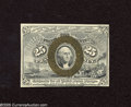 Fractional Currency:Second Issue, Fr. 1283 25c Second Issue Choice New. A rather lovely note that only has tight margins to its detriment. The surfaces are c...