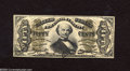 Fractional Currency:Third Issue, Fr. 1328 50c Third Issue Spinner Choice New. A wonderful example with boldly penned autographs of both Colby and Spinner. T...