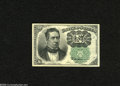 Fractional Currency:Fifth Issue, Fr. 1264 10c Fifth Issue Extremely Fine-About New. Nice margins arefound on this Ten Cents that has barely detectable handl...