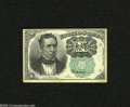Fractional Currency:Fifth Issue, Fr. 1264 10c Fifth Issue Extremely Fine. Faint folds are spotted onthis Green Seal Meredith....