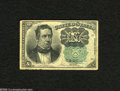 Fractional Currency:Fifth Issue, Fr. 1264 10c Fifth Issue Very Good. Several pinholes accompany thisnote....