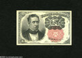 Fractional Currency:Fifth Issue, Fr. 1265 10c Fifth Issue Very Choice New. A wonderful long keyMeredith note that is very well margined and which falls just...