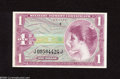 Military Payment Certificates:Series 641, Series 641 $1 First Printing Choice New. This was the first seriesto be used in Vietnam....