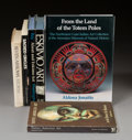 American Indian Art, 19 Books Pertaining to American Indian Art...