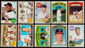 Baseball Cards:Lots, 1968 - 1978 Topps Baseball Collection With Many Stars (211). ...