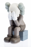 Other, KAWS (American, b. 1974). Companion-Passing Through (Brown), 2013. Painted cast vinyl. 11-3/4 x 6-3/4 x 7-3/4 inches (29...