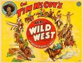 Movie Posters:Western, Col. Tim McCoy's Real Wild West (1938). Poster (53...