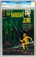 Silver Age (1956-1969):Horror, Twilight Zone #17 Twin Cities pedigree (Gold Key, 1966) CGC NM 9.4Off-white to white pages....