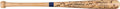 Baseball Collectibles:Bats, 1976 Amos Otis Game Issued Team Signed Bat from The Greg Stiegler Royals Bat Boy Collection. ...
