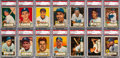 Baseball Cards:Sets, 1952 Topps Baseball Low Number Complete Set (310). ...