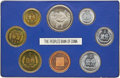 """China: People's Republic 8-Piece """"Year of the Rooster"""" Proof Set 1981-(s) Proof,... (Total: 8 coins)"""