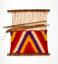 American Indian Art:Weavings, A Navajo Germantown Sampler...